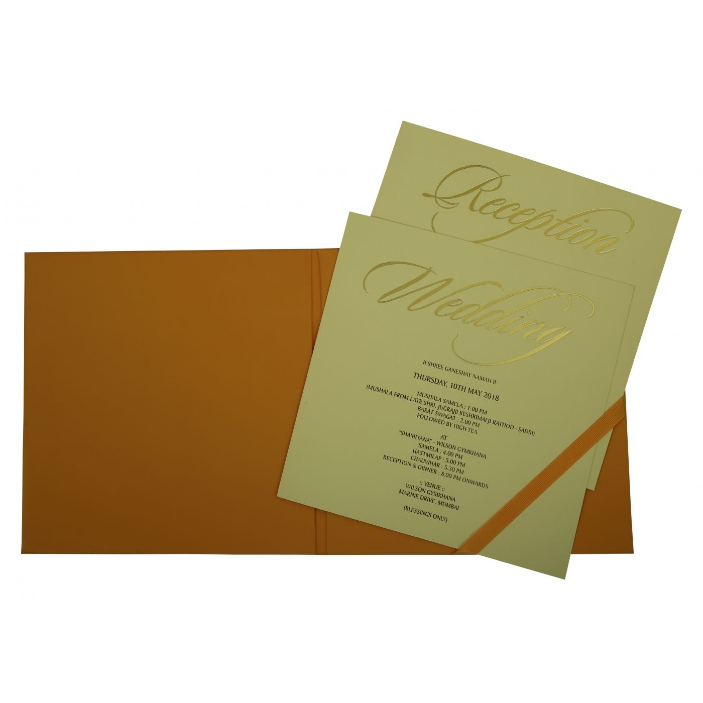 WEDDING INVITATION : CC-1831 - IndianWeddingCards
