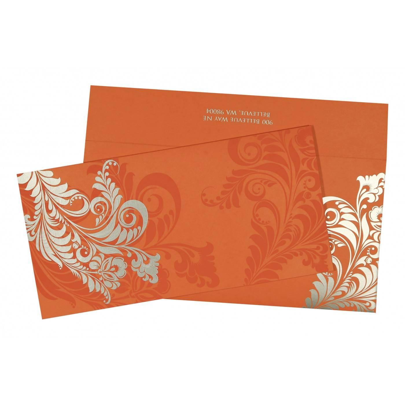 WEDDING CARD : CC-8259D - IndianWeddingCards