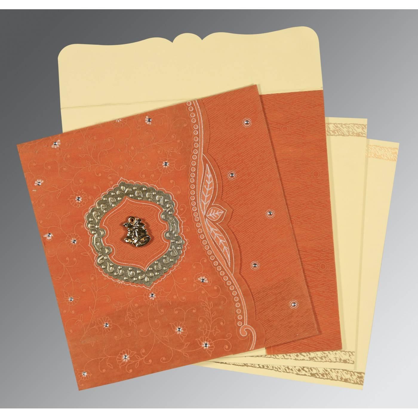 WEDDING CARD : CC-8209D - IndianWeddingCards