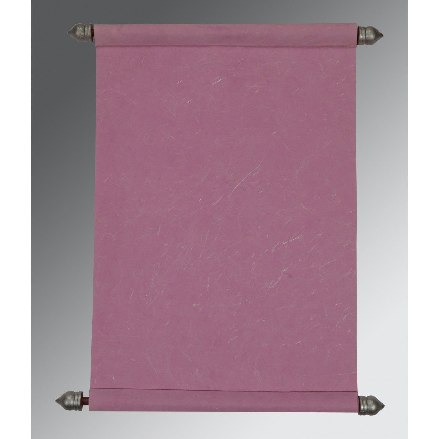 PINK HANDMADE SILK WEDDING CARD : CSC-5002E - IndianWeddingCards