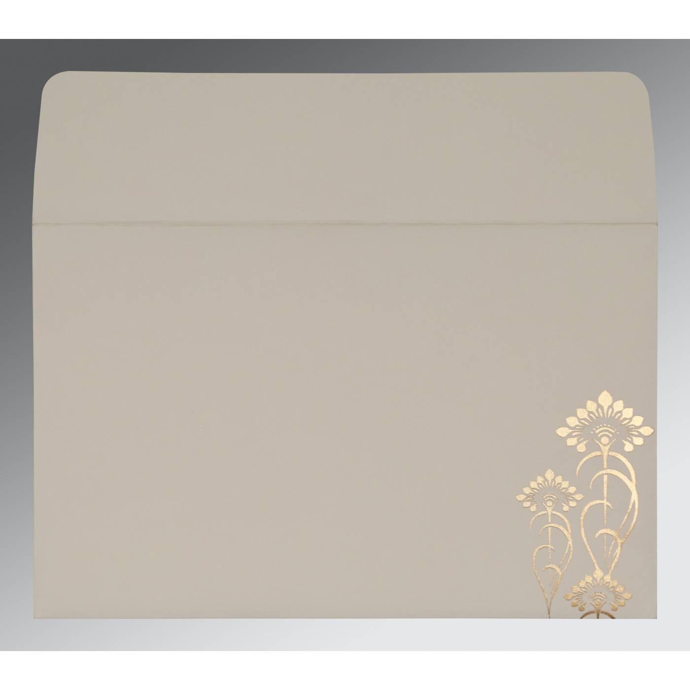 WEDDING CARD : CC-8239H - IndianWeddingCards