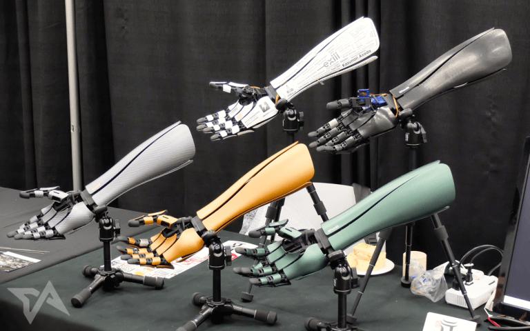 Prosthetic Arm   WEXT Community