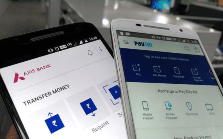 BHIM vs PayTM : Best Cashless solution for India