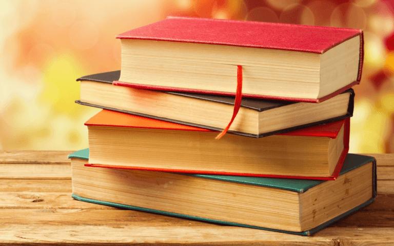 #10 Books for Leader's