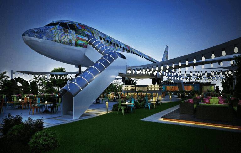 Hawai Adda – Punjab's 1st Airplane Restaurant