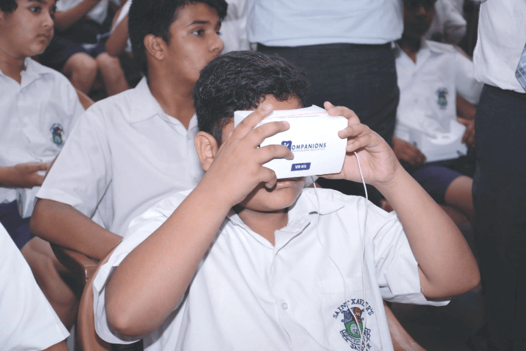 Kompanions – Enhances Learning among school students in a fun and Easy Manner
