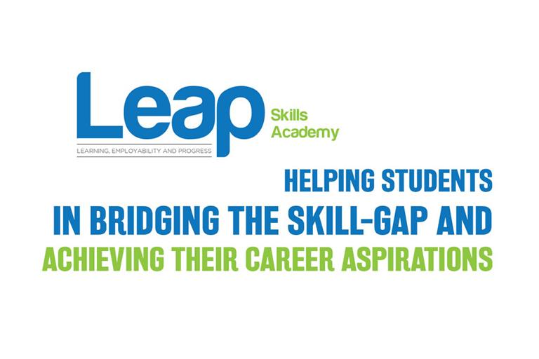 Leaps Skills Academy – Learning, Employability & Progress