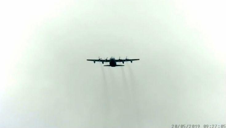 RAF Herc dep 23