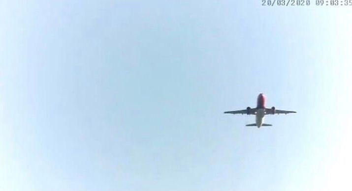 Wizz A320 dep 23