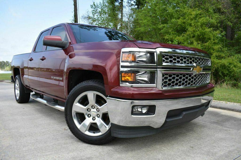 2014 Chevrolet Silverado 1500 LT lifted [strong running clean truck]