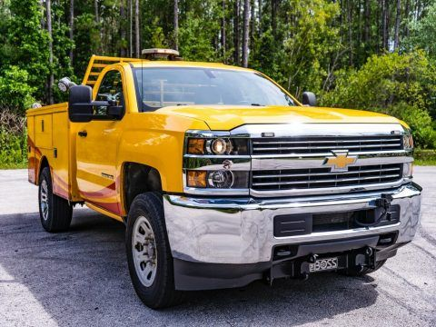 2015 Chevrolet K3500 lifted [lift gate] for sale
