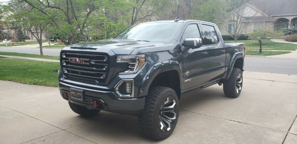 2019 GMC Sierra 1500 AT4 lifted [loaded with goodies]