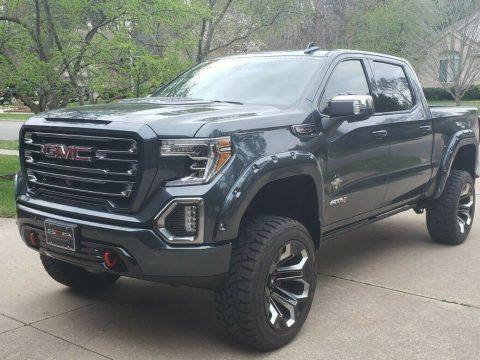 2019 GMC Sierra 1500 AT4 lifted [loaded with goodies] for sale