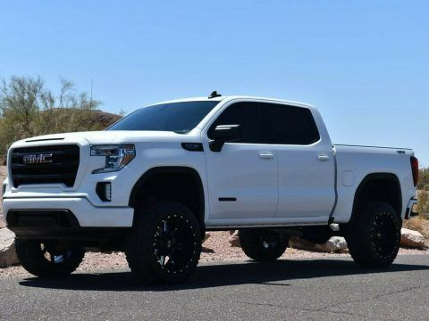 2019 GMC Sierra 1500 Elevation lifted [well equipped] for sale