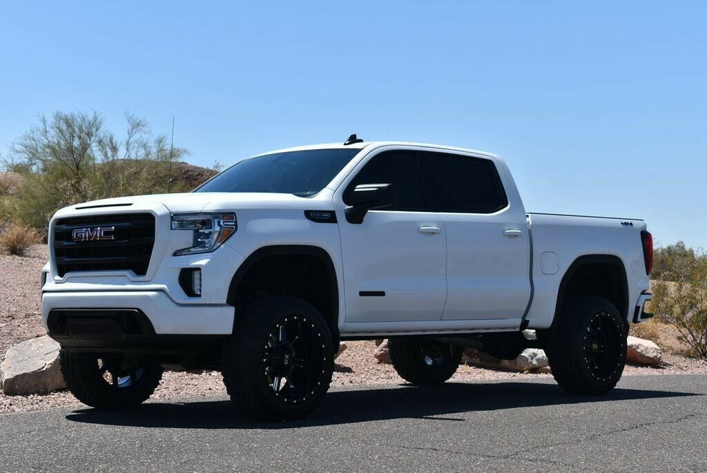2019 GMC Sierra 1500 Elevation lifted [well equipped]