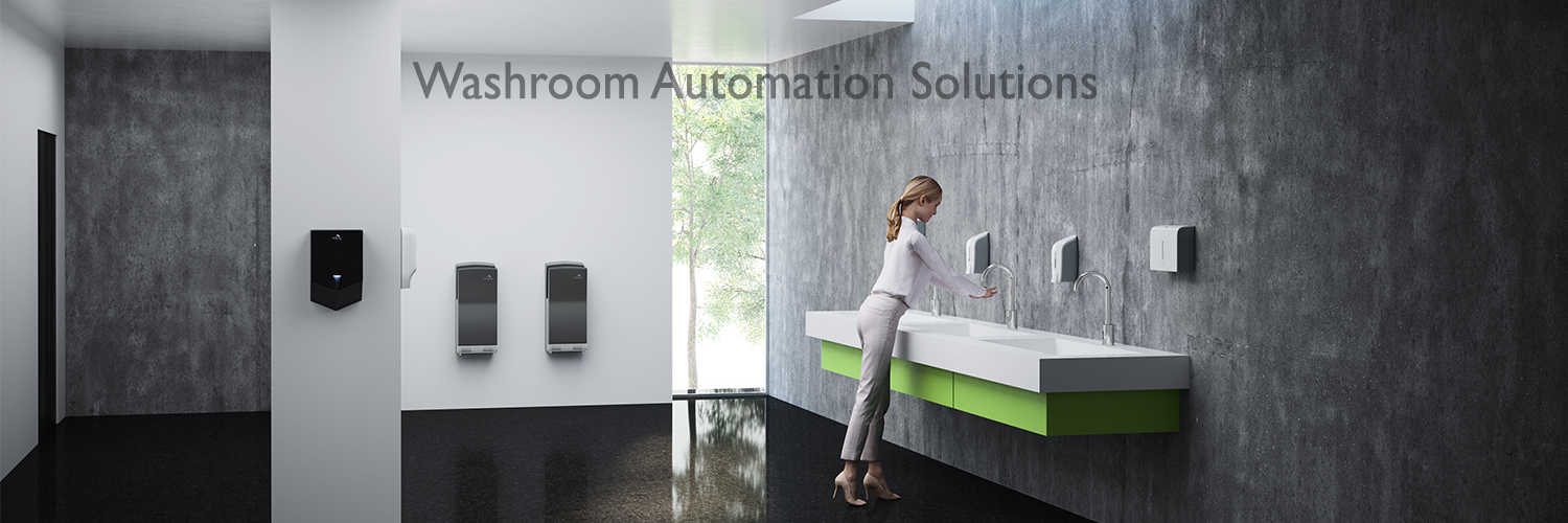 Washroom automation