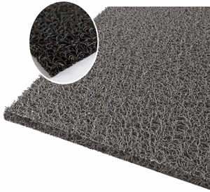Loop entrance mat for remove heavy dirt,dust from shoe