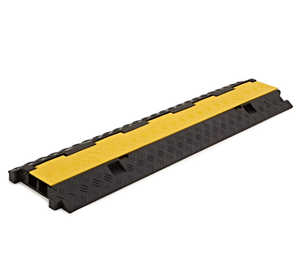 Heavy Duty Rubber cord cover ramp
