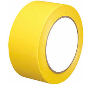 2 Inch Yellow Tape