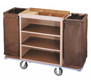 Housekeeping Service Cleaning Trolley