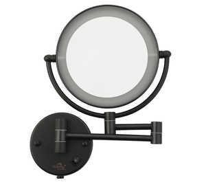 LED 5x Magnifying Mirror