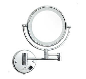 Yellow LED Magnifying  Mirror