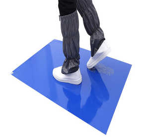 clean room anti-slip sticky mat for home