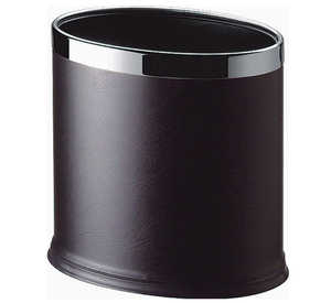 Oval shape Room Dustbin for hotel