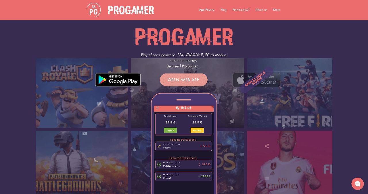 ProGamer.app