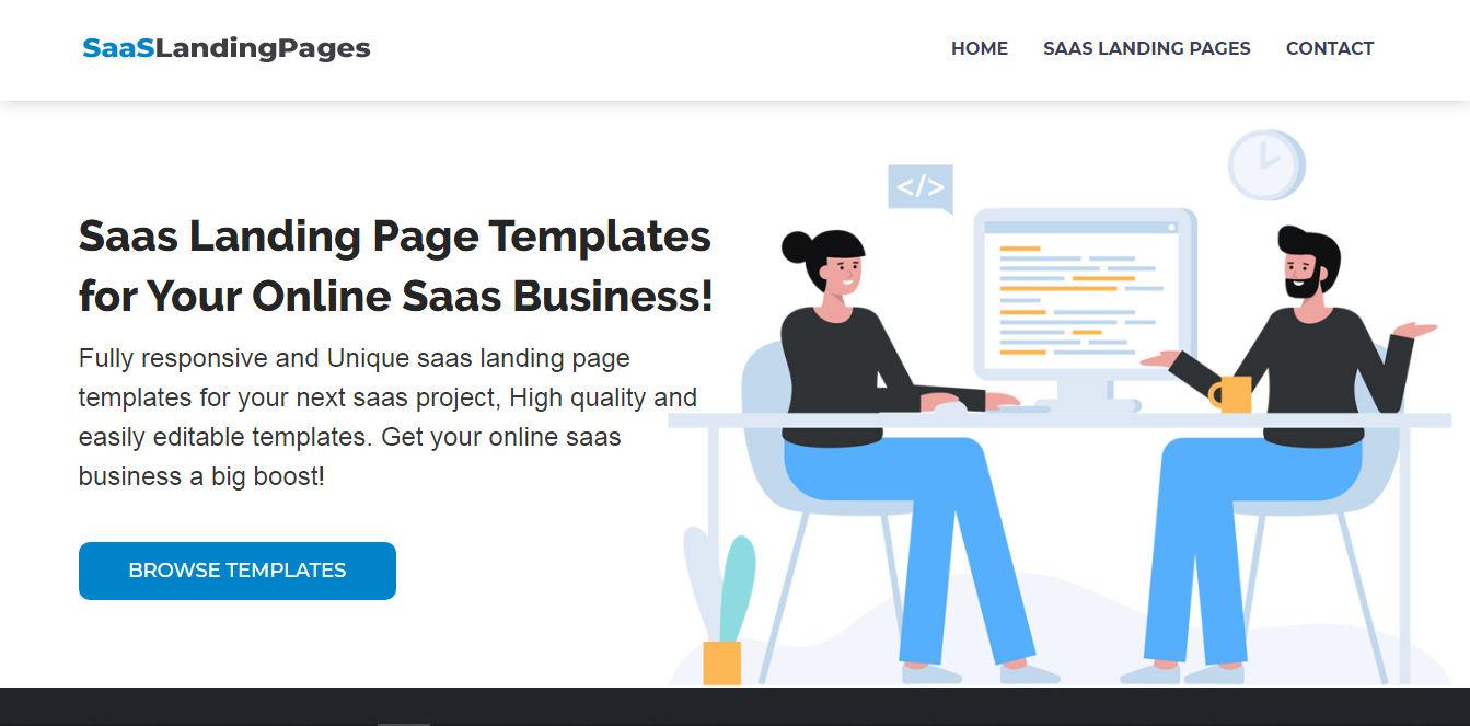 SaasLandingPages.com