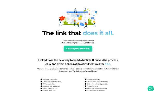 Linkedbio