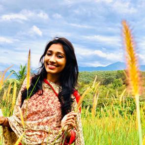 Aiswarya Raj K M