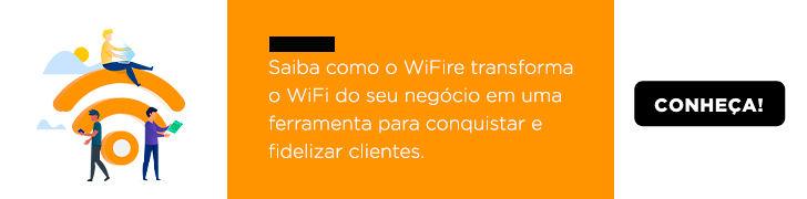 cadastro no wifi