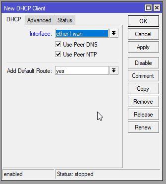DHCP-Client