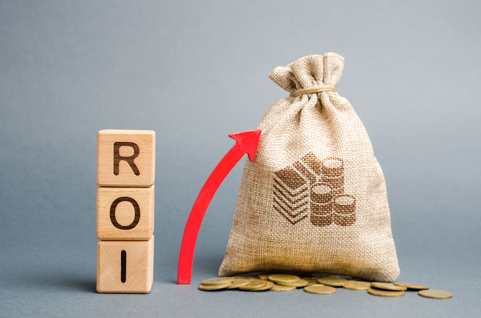 roi - como calcular retorno sobre investimento no marketing