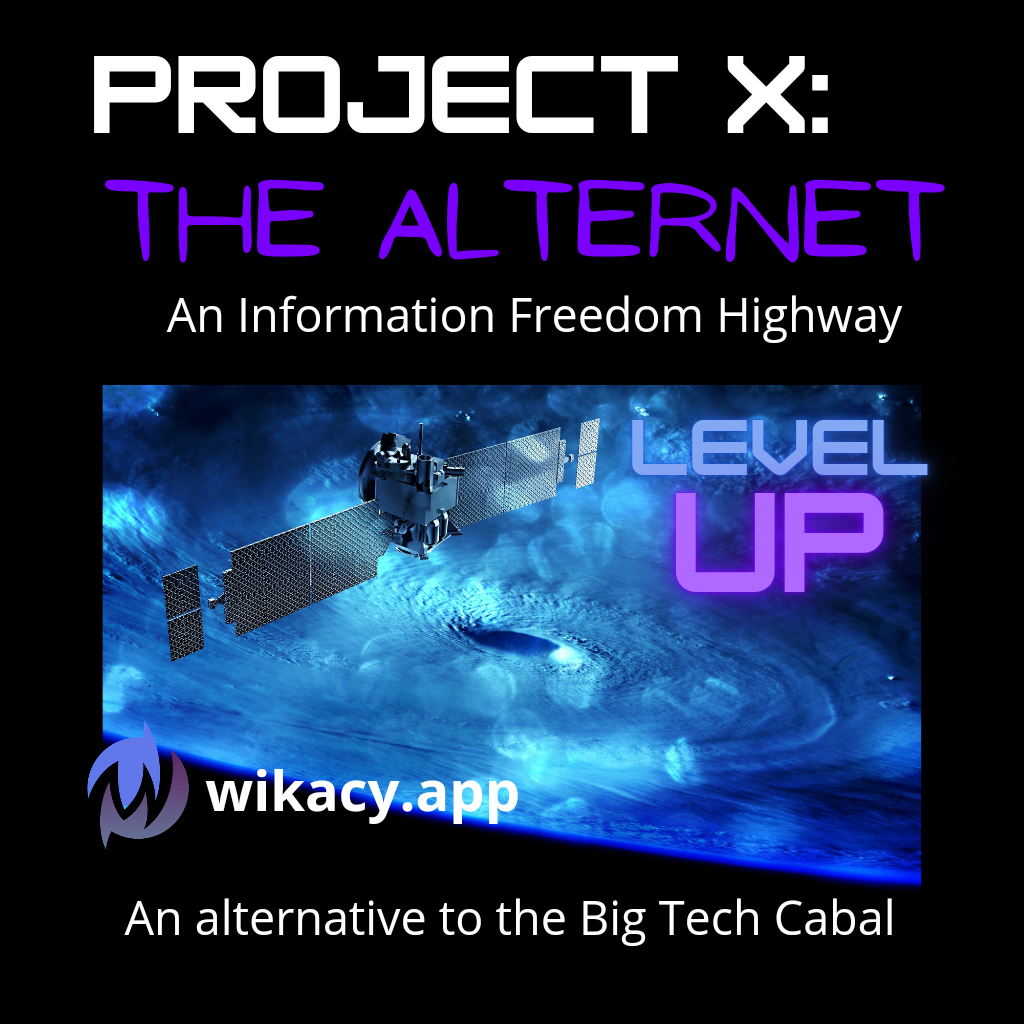Project X: The Alternet