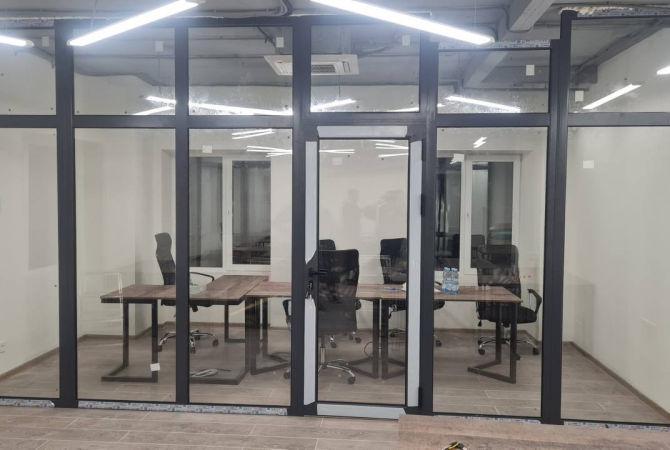 Оформлення офісу алюмінієвими системами
