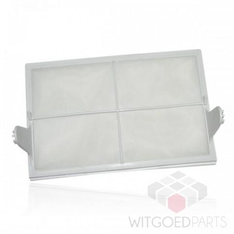 AEG / Electrolux  Filter van condensor voor wasdroger 220x140mm  witgoedpartsnr: 1123553107