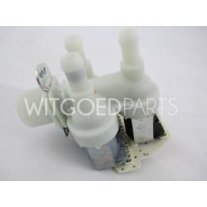 Miele Inlaatventiel 3 voudig haaks 110/220volt met print voor wasmachine witgoedparts: 4035200