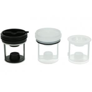 Indesit Filter voor pomp set van 3 stuks witgoedpartsnr: 45027