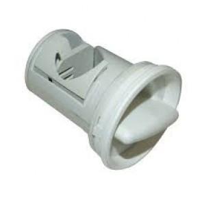 Whirlpool / Bauknecht pomphuis met filter witgoedpartsnr: 481248058105
