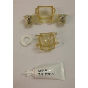 Miele draagstuk gesloten incl vet voor wasdroger  witgoedpartsnr: 5036391