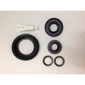 Miele simmering set compleet voor wasmachine witgoedpartsnr: 5387003
