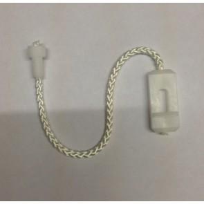 AEG / Electrolux touwtje van deurveer mechanisme voor vaatwasser witgoedpartsnr: 8996461841000