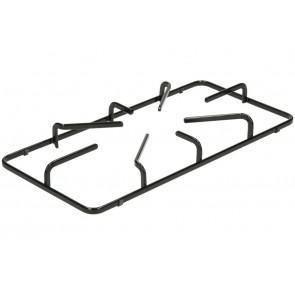 Ariston pannendrager zwart 460x220mm voor gaskookplaat Witgoedpartsnr: 66258