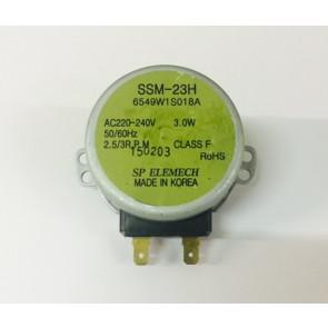 Bosch draaiplateau motor 489688alt