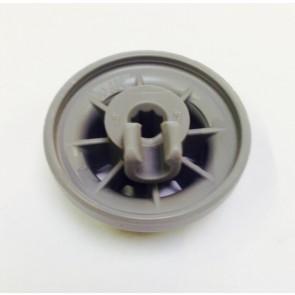 Bosch / Siemens Korfwiel van onderkorf origineel voor vaatwasser witgoedpartsnr: 165314