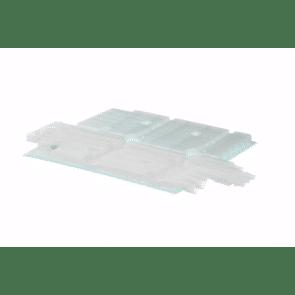 Bosch / Siemens niveaukamer voor vaatwasser  witgoedpartsnr: 216452