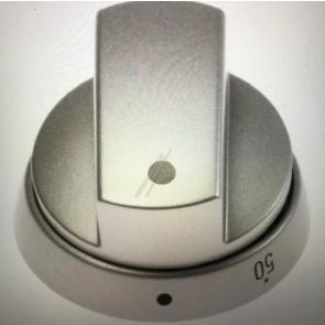 Bosch Siemens  Temperatuur draaiknop  zilver 00605453