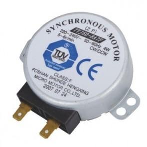 Whirlpool / Bauknecht Motor van draaiplateau witgoedpartsnr: 481236158449